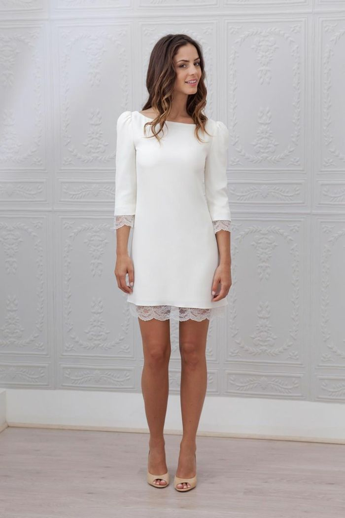 robe-de-soirée-courte-blanche-pour-les-femmes-modernes-tendances-de-la-mode-2016.jpg (700×1050)