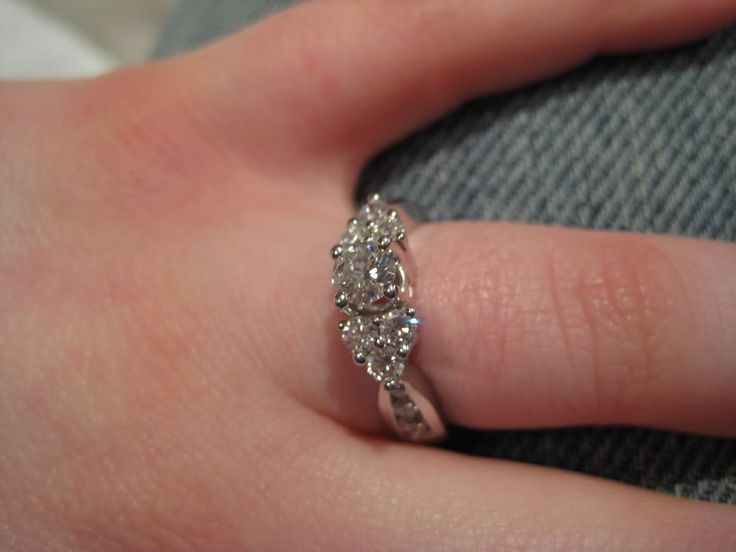 hipster engagement rings - photo #24