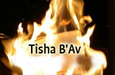 Tisha B'Av - The Ninth of Av. An overview and laws of the Jewish national day of mourning. www.aish.com
