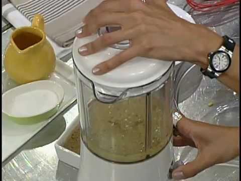 Ceviche peruano preparado en tv red chile