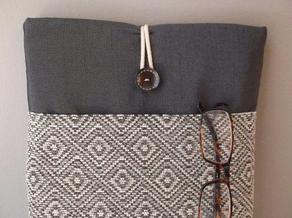 Tweed Macbook Air 13 Case 13  . 3 inch Laptop Bag by MadeByJulie, $39.99
