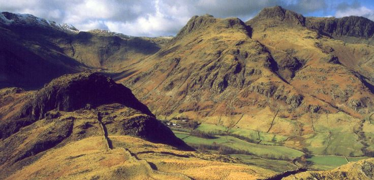 Langdale Fells, Cumbria | The English Lake District  Find your dream travel and tourism job: http://www.traveljobsearch.com/uk