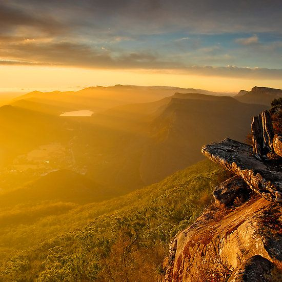 Grampians National Park, Victoria, Australia (by Alex Stojan) - One of my fave places in Oz. Spent almost a month here!