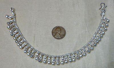 Other Wholesale Body Jewelry 51011: Pure Silver Handmade Bracelet Bells 8 Size Personalized Jewelry Modern #16U0i -> BUY IT NOW ONLY: $59.39 on eBay!