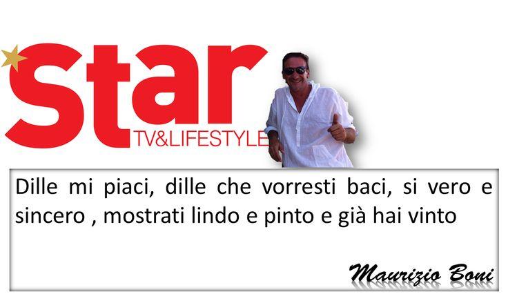 Il buongiorno di Maurizio Boni