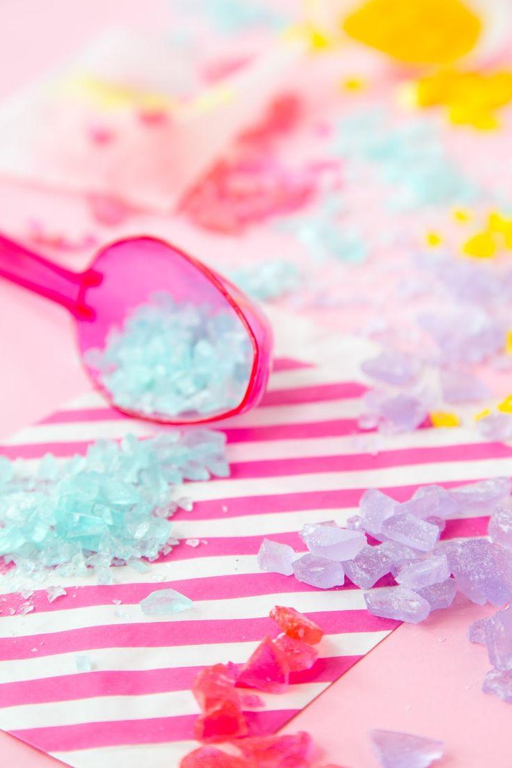 DIY Pop Rocks Candy Recipe                                                                                                                                                                                 More