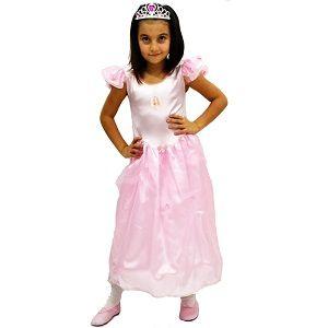 Barbie Çocuk Kostümü 3-4 yaş, ilginc dogum gunu hediyeleri, doğum günü kostümleri, Barbie doğum günü kostümü