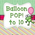 This is a fun and engaging way to get your students counting to 10. Students roll the dice and add counters to the balloons until they get to 10.  ...