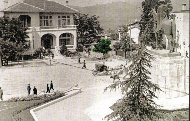 Nostaljik Bursa Fotoğrafları