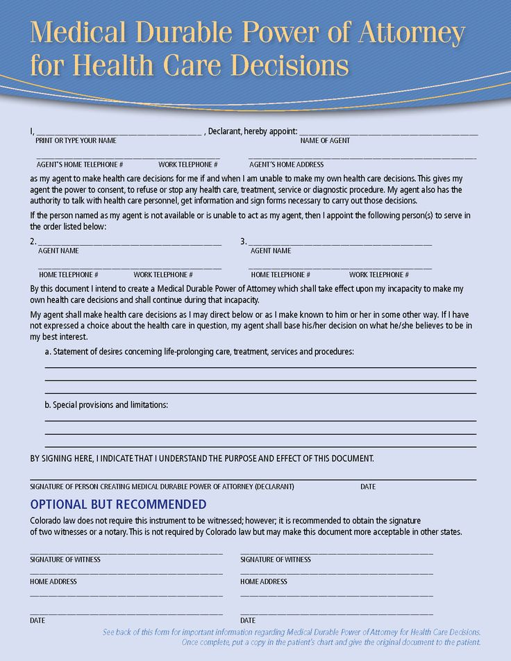 See back of this form for important information regarding