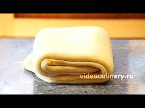 Homemade Danish Dough Recipe - Video Culinary