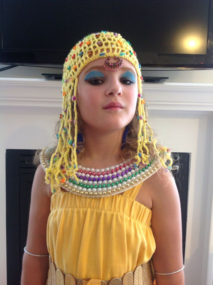 Cleopatra DIY costume | Halloween | Pinterest