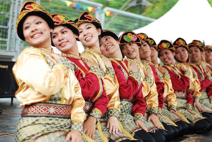 Seudati Dance, Aceh - Indonesia