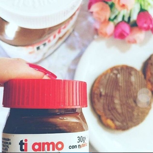 Nutella breakfast