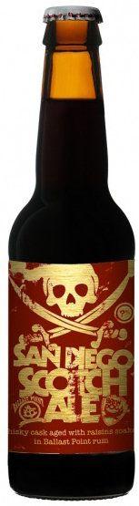 BrewDog / Ballast Point San Diego Scotch Ale