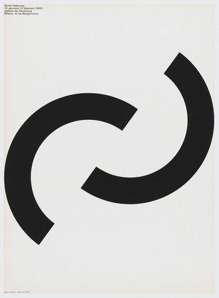 Sonia Delaunay: A. G. Fronzoni, 1968