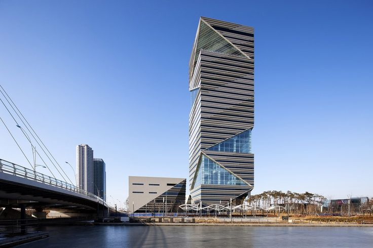 G-Tower / HAEAHN Architecture + Designcamp Moonpark dmp + Gyung Sung Architects + TCMC Architects & Engineers