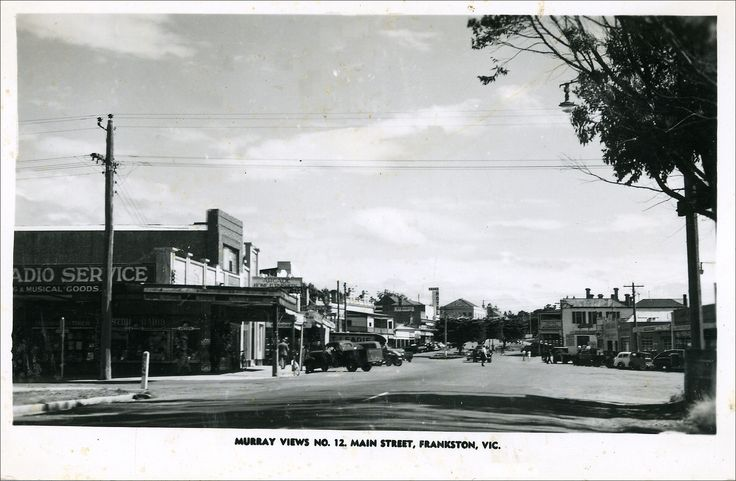 Main St (Nepean Hwy) Frankston, Victoria