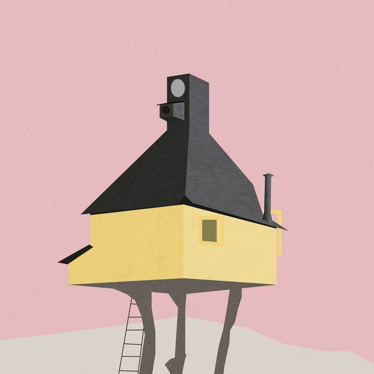 Young Spanish architects Fabiola Muñoz and Carlos León have spent 100 days creating a series of 100 illustrations