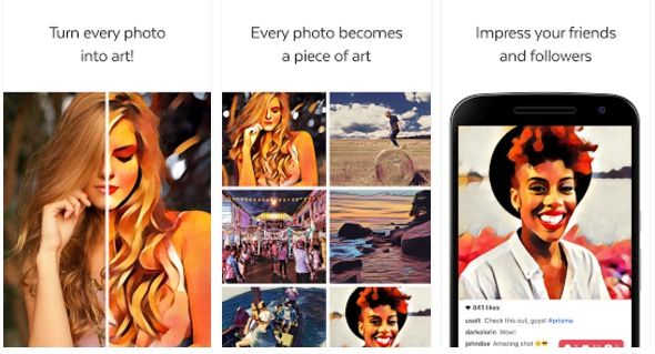 Prisma Review - Turn Photos into Art with your Smartphone ...