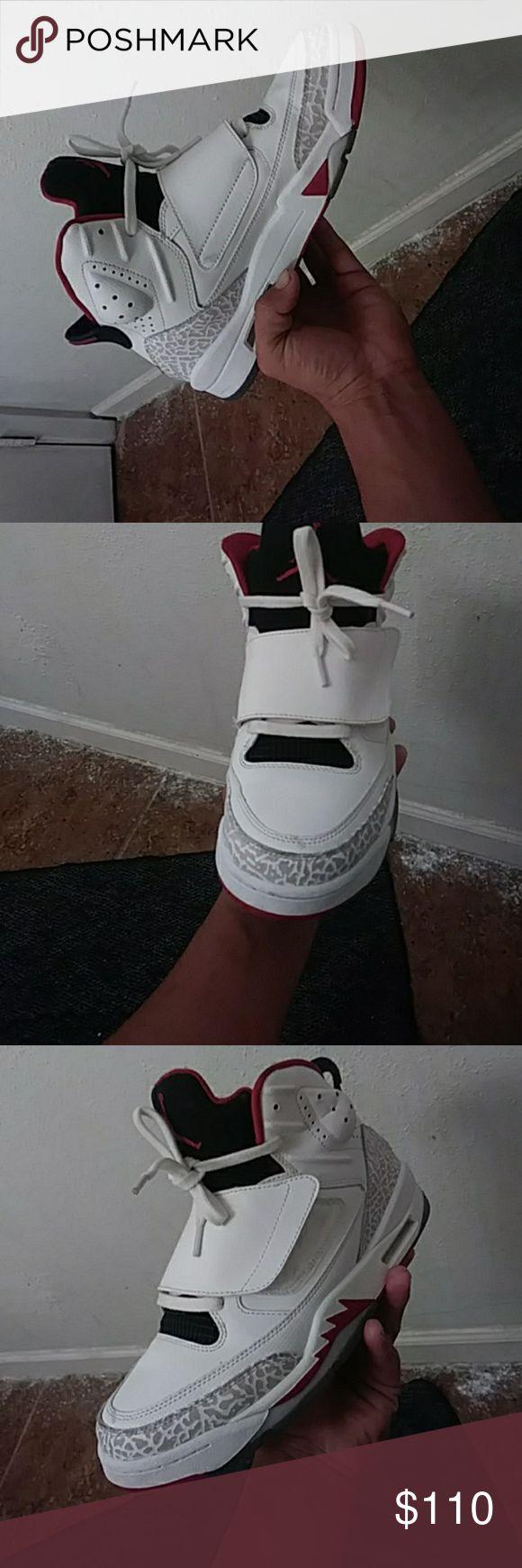 Shoes jordan Dos meses usados Jordan Shoes Boots