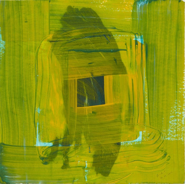 Howard Hodgkin . heat, 2012