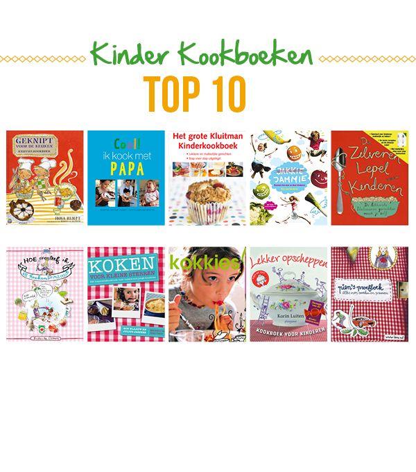 TOP 10 kookboeken voor kinderen - Moodkids   Moodkids