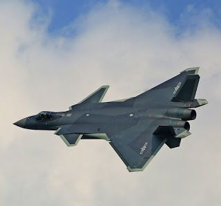 China's Super Stealth J-20 Fighter Jet Makes Debut at Zhuhai Airshow 2016 | Chinese Military Review