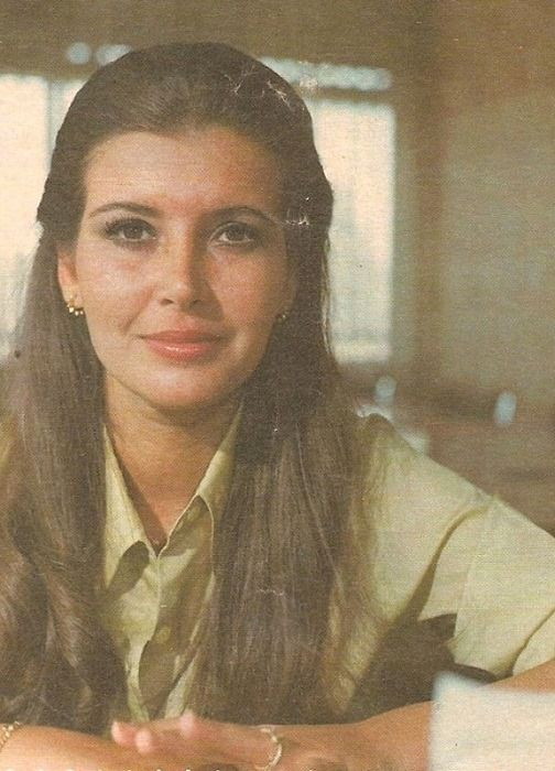 Mervat amin egyptian actress
