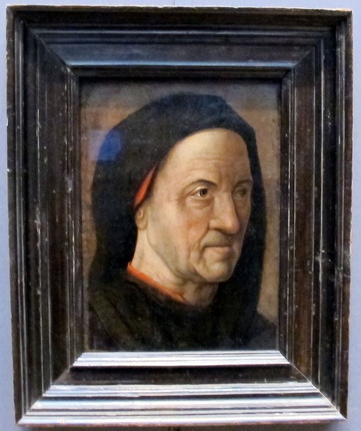 Hugo van der goes (cerchia), ritratto d'uomo, 1470-75 ca. - Category:Paintings by Hugo van der Goes — Wikimedia Commons