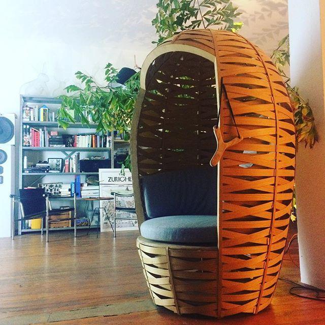 finally mine #cappellini #martinvallin #secretclubhouse #homedecor #masterpiece #outofproduction #notforsale #objectophilia #throne #rarefurniture #interiordesign #designerchair #loftstory