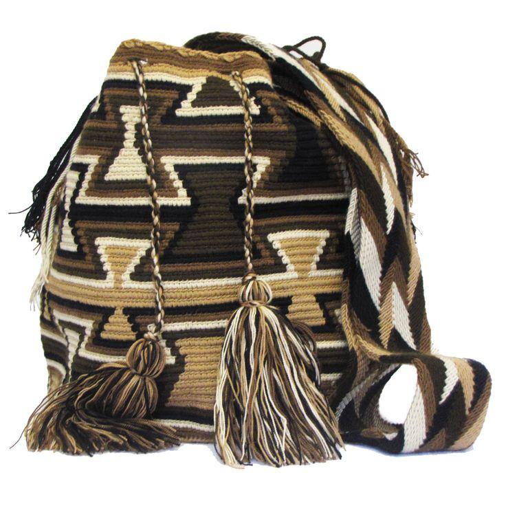 www.mochilaswayuubags.com whatsapp +57 320 345 9226 #wayuu #crochet #handmade #crochet #boho #bohostyle #bohochic #hippie #cartagena