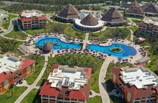 *Grand Bahia Principe Coba (all-inclusive, kid-friendly)