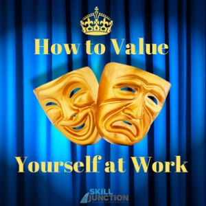 How to Value Yourself in the Workplace: do you sometimes feel you just don't belong?  Or that you are just another cog of the wheel of your organisation?  If you said yes, you need to read this article!