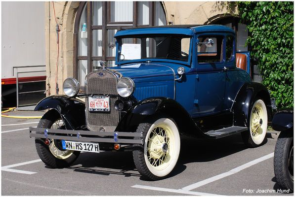 Ford Modell A ( 1930)