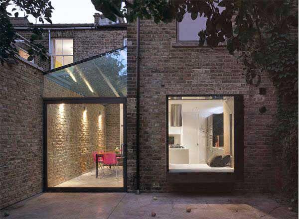 Contemporary property in London: Mapledene Road