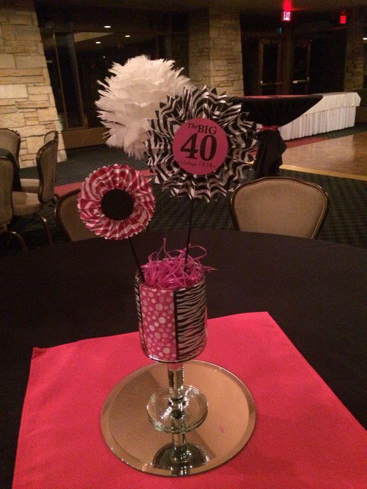 Happy 40th birthday, 40th birthday and Cricut on Pinterest