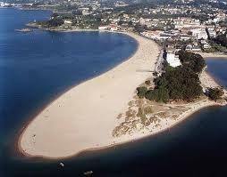 Playa de Santa Cristina. Oleiros- A Coruña
