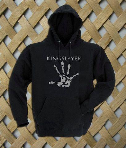 Kingslayer Hoodie #shirt #tanktop #tops #tees #tee  #graphictees #tumblrshirt #hoodie #unisex clothing
