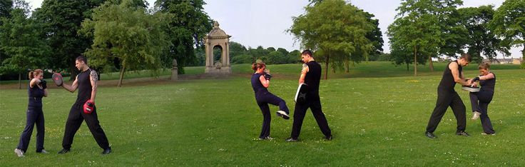 Experienced personal trainer in Leeds providing bespoke personal training and small group sessions designed for weight loss, health and muscle toning.