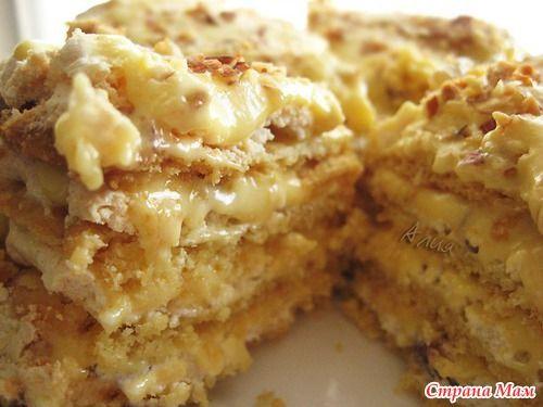 """Торт """"Королевский"""" - Вкусно и просто!!! - Страна Мам"""