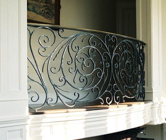 Jozef Custom Ironworks | Iron, Bronze, Curved Stair Railings, Spirals,  Gates,