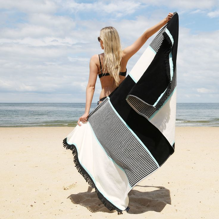 3 Reasons To Buy a New Beach Towel