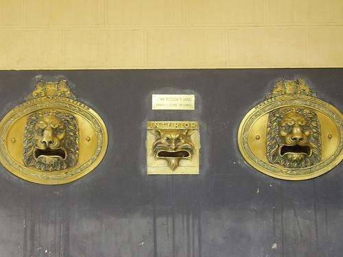 29 best images about buzones on pinterest post office - Buzones de correos madrid ...