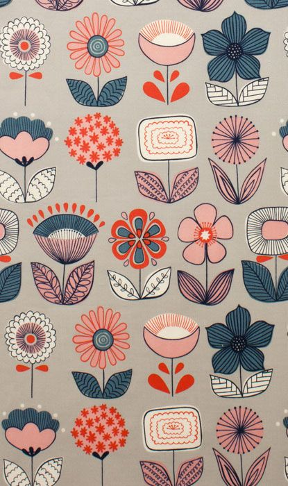 Alexander Henry - Collections - Floral Pattern