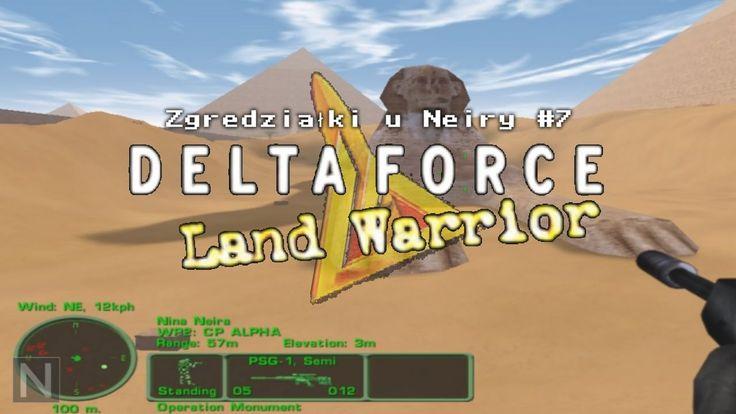 Zgredziałki u Neiry #7 - DELTA FORCE LAND WARRIOR (na końcu GIVEAWAY!) #neiragra