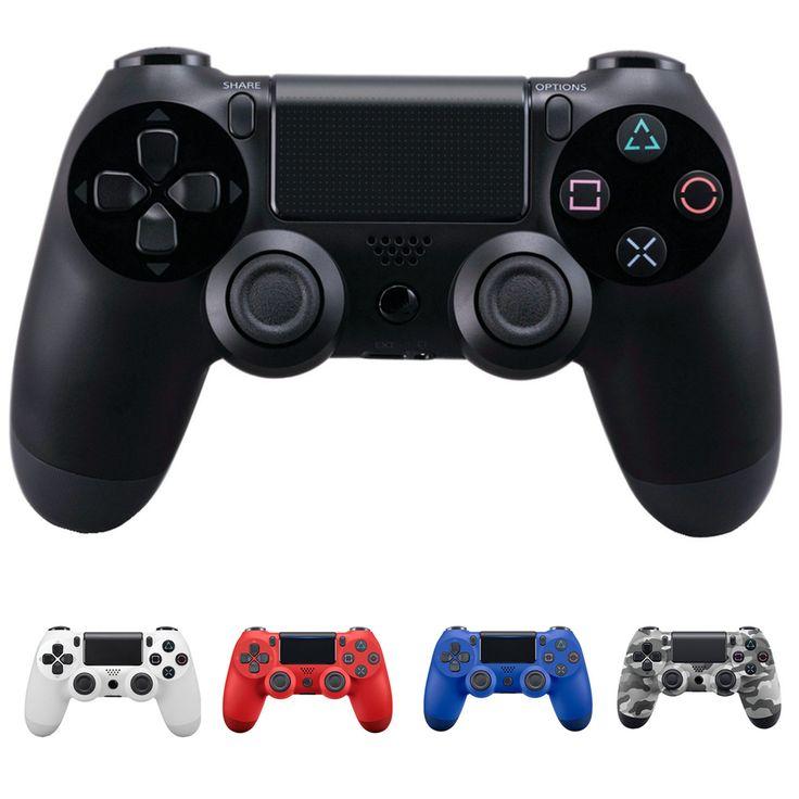 Kualitas tinggi wireless bluetooth game controller untuk sony ps4 dualshock 4 joystick gamepads controller untuk playstation 4 console