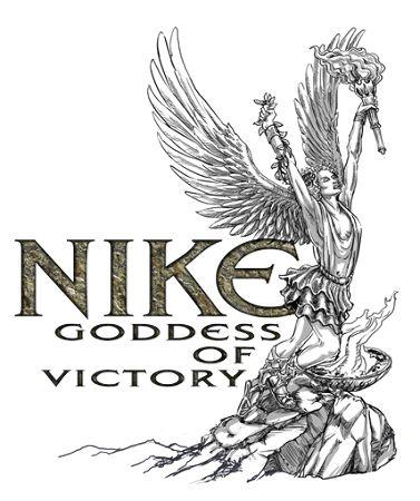 "Nike ""Goddess of Victory"" Greek God Shirt | arete ..."