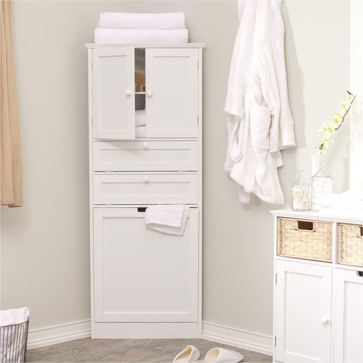Narrow Bathroom Storage Uk A Trio Of White Bathroom Storage From Freestanding Bathroom Storage Cabinets