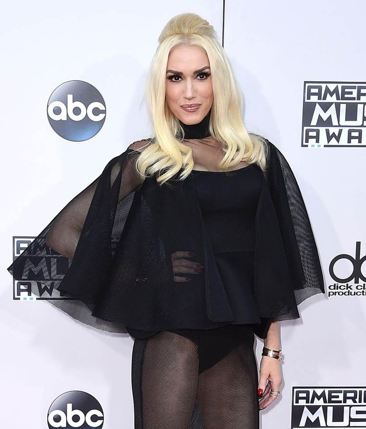 images of gwen stefani | Gwen Stefani arrives at the 2015 American Music Awards at Microsoft ...